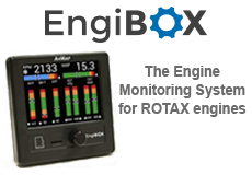 AvMap Engibox - The engine monitoring system for rotax engines