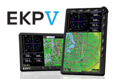 EKPV: the new portable aeronautical GPS