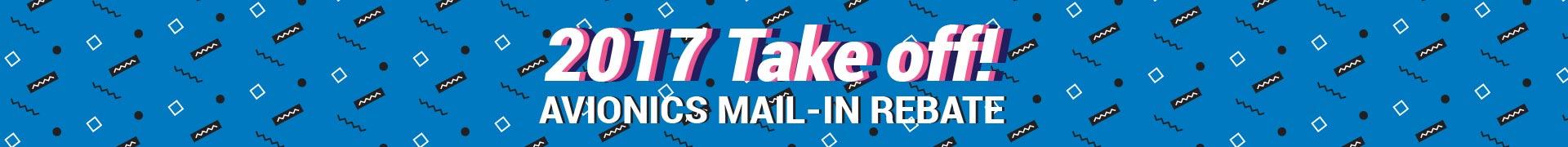 AvMap Avionics Mail-In rebate 2016