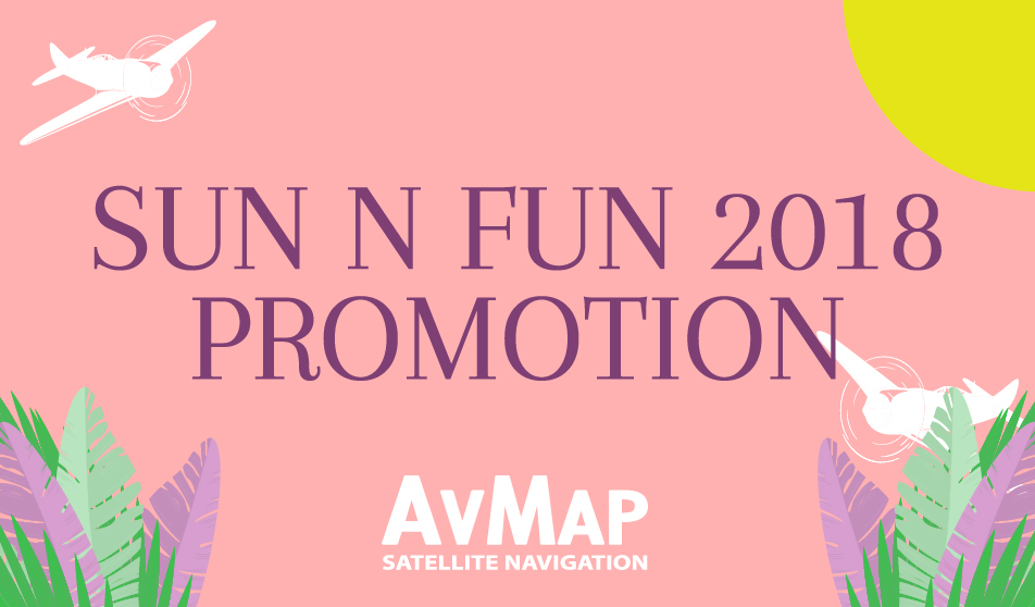 AvMap Avionics products promotions